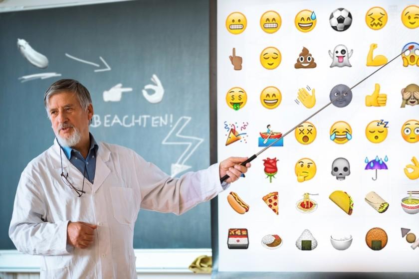 Emoji lecture